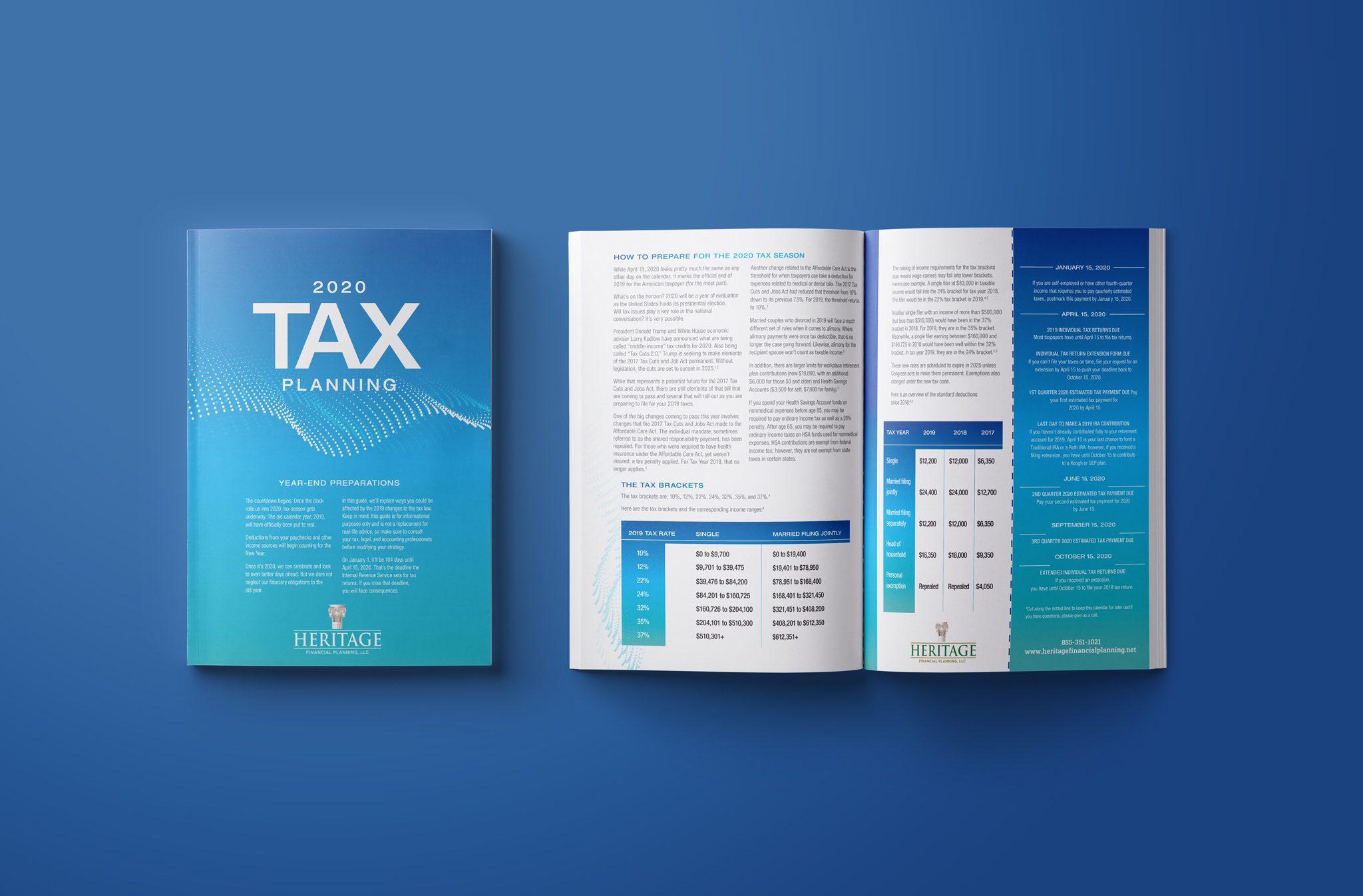 2020 Tax Planning