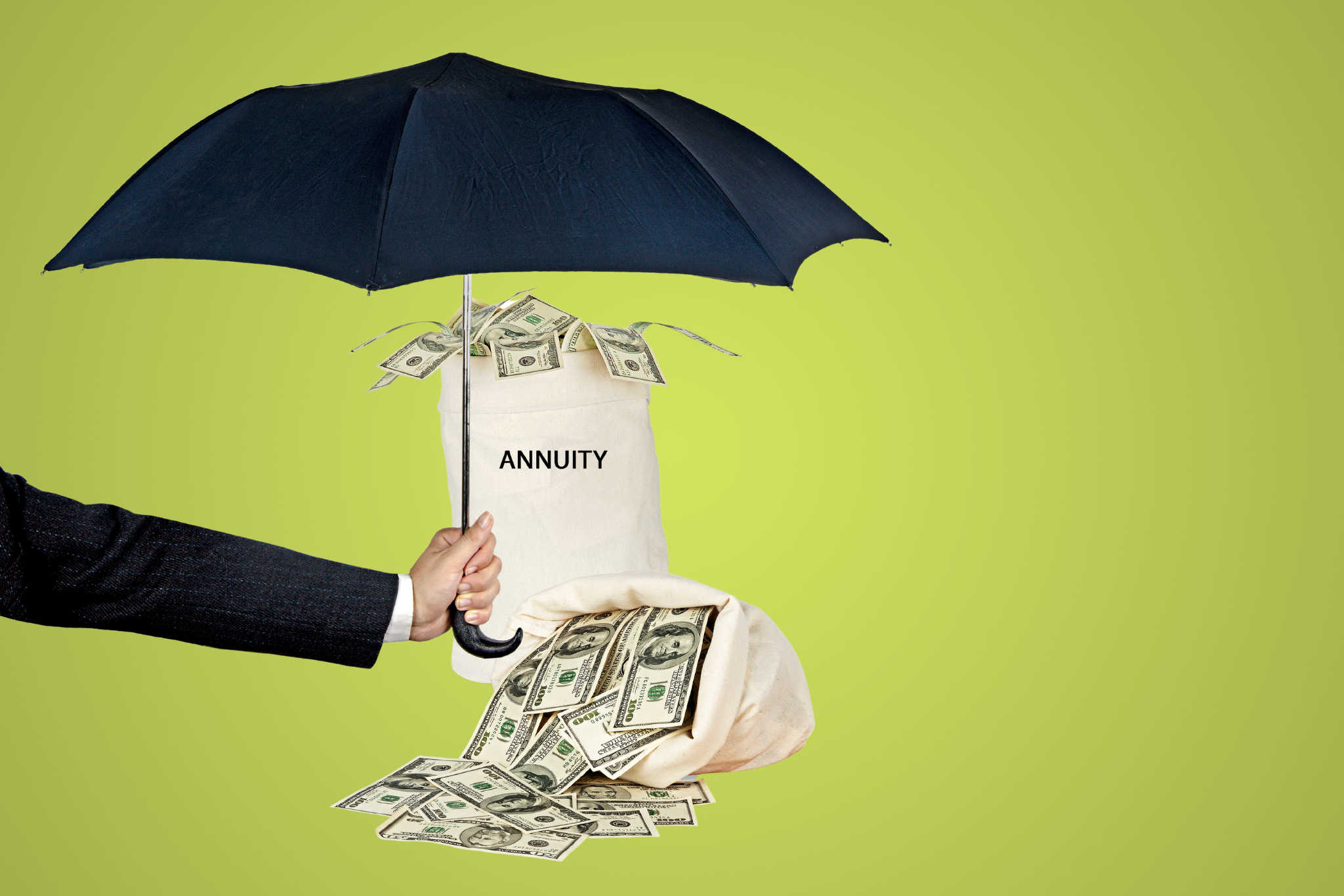 Secure Your Retirement  with a Fixed Annuity